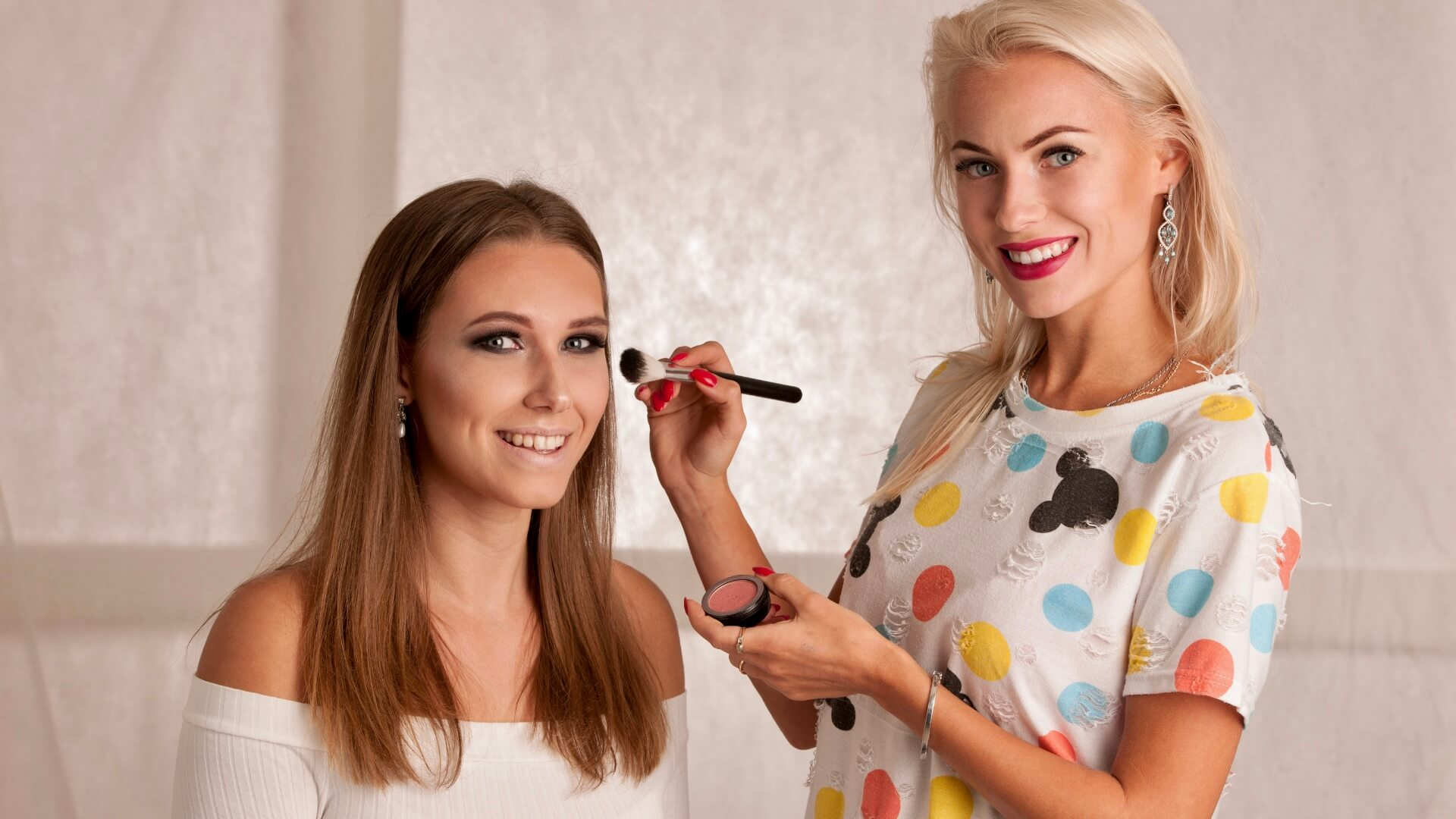TAMPA makeup classes